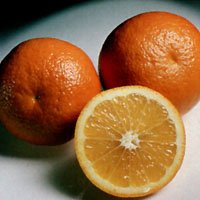 Orange bigarade (fruit)