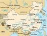 Carte de la Chine