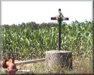 Croix des Rogations de Bordevieille (Larra)