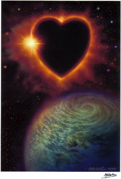 Eclipse de coeur